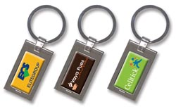 Wave Key Ring Options