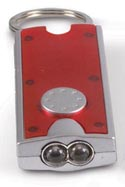 Techno LED Key Light Printed Red