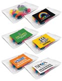 Rainbow Jelly Beans Printed Promotional Product