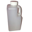 1 Litre Square Bottle Photo