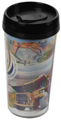 Full Colour Printed Thermal Mug Promotional Product NZ