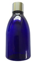 175ml Blue PET Bottle