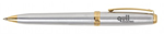 Chrome 22k Gold Plated Trim  Pen