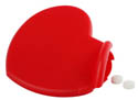 Heart Shaped Mint Container Printed Promotional Product New Zealand Image