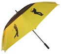 The Golfer Umbrella